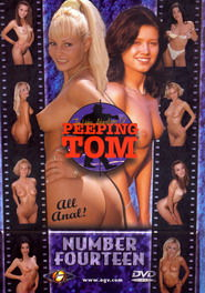 Peeping Tom #14 DVD Cover