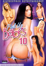 Pick-up Babes #10 DVD Cover