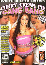 Curry Cream Pie Gang Bang DVD Cover