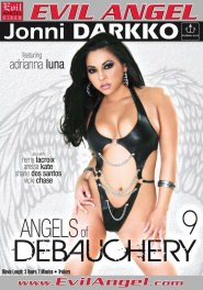 Angels of Debauchery #09 DVD Cover