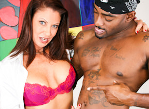 Black Bros And Milf Ho's, Scene #04
