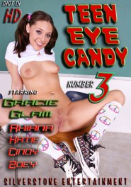 Teen Eye Candy #03 DVD Cover