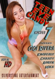Teen Eye Candy #07 DVD Cover