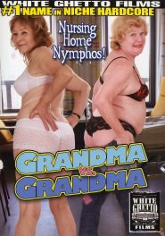 Grandma Vs Grandma DVD Cover