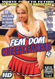 Fem Dom Cheerleaders #04 DVD Cover