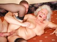 Grandma's Hairy Pussy, Scene #04