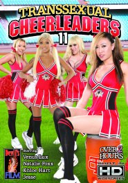 Transsexual Cheerleaders #11 Dvd Cover