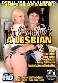 My Grandmas A Lesbian #02 DVD Cover
