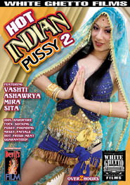 Hot Indian Pussy #02 DVD Cover