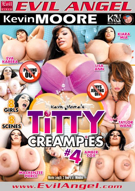 Titty Creampies #04