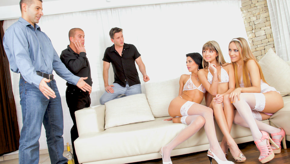 MHM-Swingers Orgies-Gina Gerson, Leyla Black, Shalina Devine