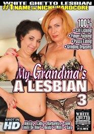 My Grandma's A Lesbian #03 DVD Cover