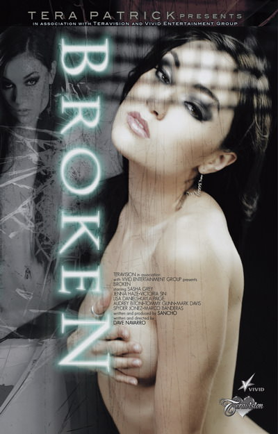 Broken Dvd Cover