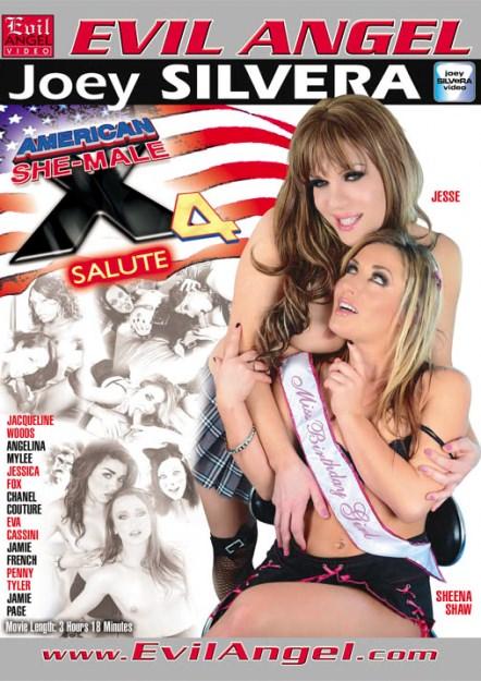 American She-Male X #04