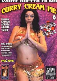 Curry Cream Pie #06 DVD Cover