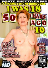 I Was 18 50 Years Ago #10 DVD Cover