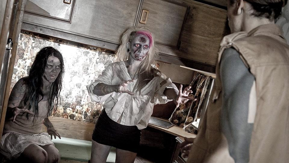 Daryl Dixon Dicks 'Em – Brittany Lynn, Jessie Lee