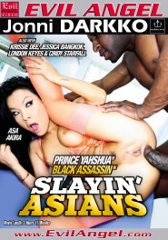 Slayin' Asians DVD Cover