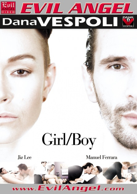 Girl-Boy Dvd Cover