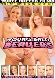 Young Bald Beavers DVD Cover
