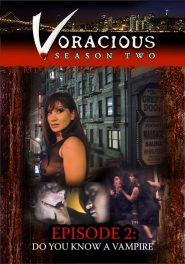 Voracious - Season 02 Episode 02 DVD Cover
