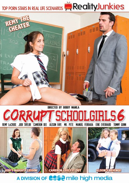 Corrupt Schoolgirls #06 Dvd Cover