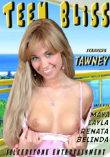 TEEN BLISS Dvd Cover