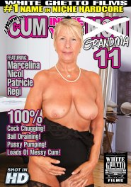 I Wanna Cum Inside Your Grandma #11 DVD Cover
