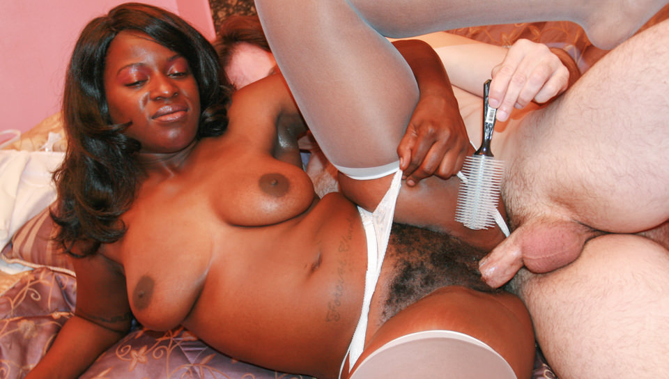 Hairy Black Pussy – Cookie