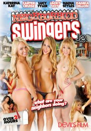Neighborhood Swingers #12 DVD Cover