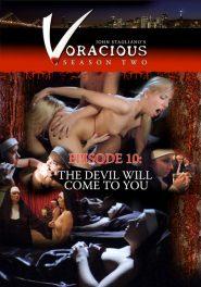 Voracious - Season 02 Episode 10 DVD Cover