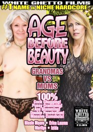 Age Before Beauty - Grandmas Vs Moms DVD Cover