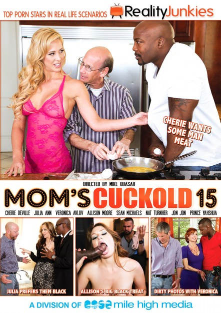 Mom's Cuckold #15 Dvd Cover