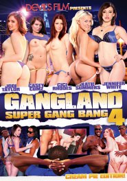 GangLand Super Gang Bang #04 DVD Cover