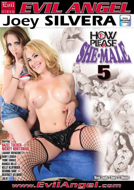 How To Please A She-Male #05