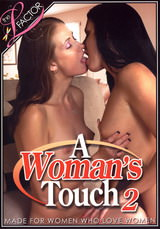 A Woman's Touch #02 Dvd Cover