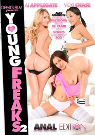 Young Freaks #02 DVD Cover