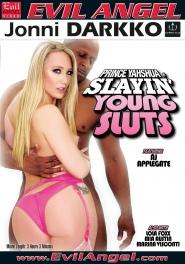 Prince Yahshua Slayin' Young Sluts DVD Cover