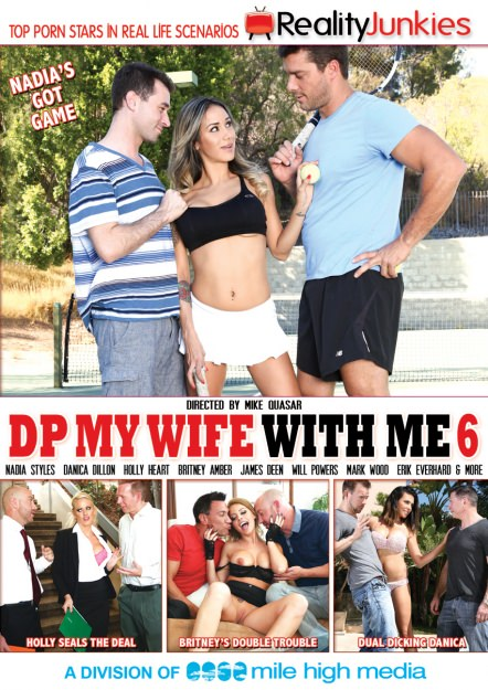 DP My Wife With Me #06 Dvd Cover