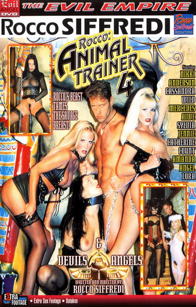 Animal Trainer #04 Dvd Cover