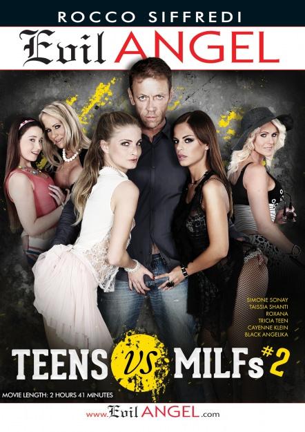 Teens Vs Milfs #02 Dvd Cover
