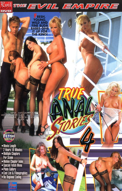 True Anal Stories #04