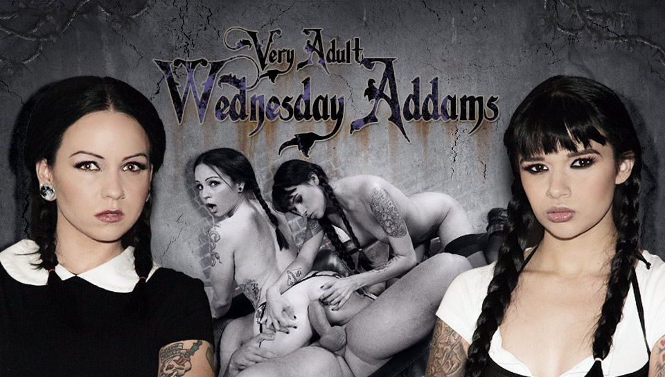 Addams familie porno