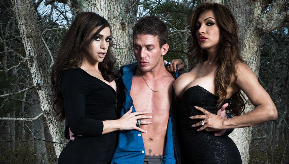 TS Girls On Top – Alexander Gustavo, Madison Montag, Jessy Dubai