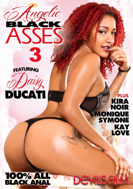 Angelic Black Asses #03