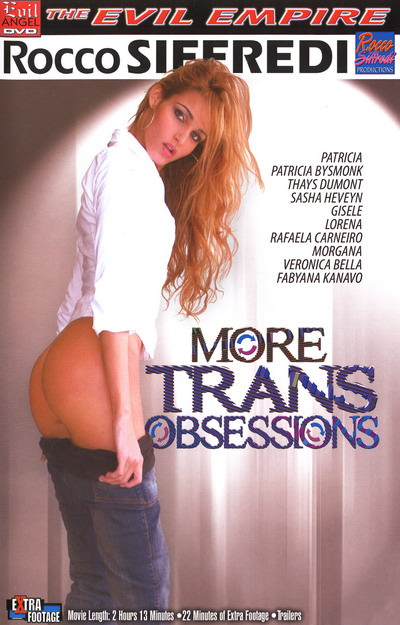 More Trans Obsessions Dvd Cover