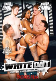 White Out DVD Cover
