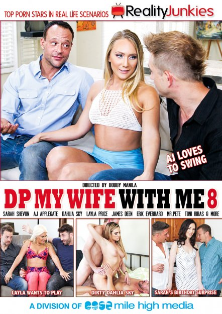 DP My Wife With Me #08 Dvd Cover
