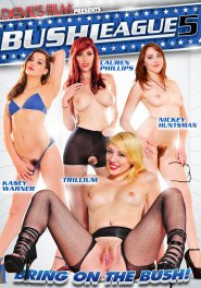 Bush League #05 DVD Cover