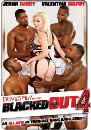 Blacked Out #04 DVD Cover